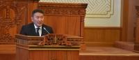 Ерөнхийлөгч чуулганы нэгдсэн хуралдаанд оролцоно