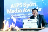 ОУ-ын Спортын сэтгүүлчдийн холбооноос Ч. Отгонбаатарыг шагнажээ