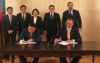 ОУ-ын хөрөнгө оруулалтын банк, Монгол Улсын Хөгжлийн банк хооронд эх үүсвэрийн гэрээг үзэглэв
