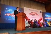 У.Хүрэлсүх: Эмэгтэйчүүд бол Монгол Улсын тусгаар тогтнолын дархлаа юм