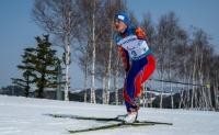 Б.Ганболд паралимпийн 10 км-т уралдаж 14 дүгээр байрт оров