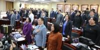 НИТХ-ын ээлжит бус хуралдаан 78 хувийн ирцтэйгээр хуралдлаа