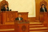 Х.Баттулга: Үндэслэлгүйгээр хөрөнгөжсөн шүүгчидтэй хариуцлага тооцож, ажлаас нь чөлөөлнө