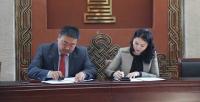 """Монголын Хүүхдийн Ордон болон """"Найрамдал"""" Цогцолбор хамтын ажиллагааны Санамж бичиг байгуулав"""