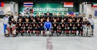 """Монголын хоккейчид """"Asian challence cup-2018"""" тэмцээнд түрүүллээ"""