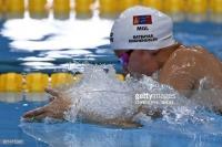Б.Энххүслэн олимпийн эрхээ өвөртөллөө