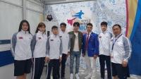 Таеквондоч П.Дүүрэнжаргал Залуучуудын олимпийн эрхээ авлаа