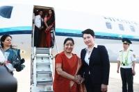 Энэтхэгийн Гадаад хэргийн сайд Монголд хүрэлцэн ирлээ