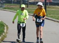 Б.Буджаргал 10 өдрийн гүйлтэд хоёрдугаар байрт шалгарчээ