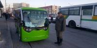 Дотооддоо цахилгаан автобус үйлдвэрлэж, үйлчилгээнд туршихаар болов