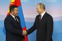 Х.Баттулга В.Путинд баяр хүргэсэн захидал илгээлээ