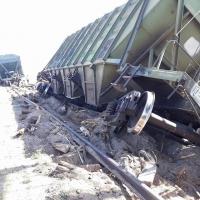 Галт тэрэг замаасаа гарсан ноцтой осол гарчээ