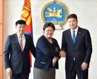 Д.Сугарын оронд Ш.Солонгыг нэр дэвшүүлэхээр болжээ