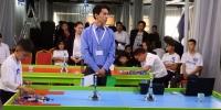 """Сурагчдын дунд """"Роботек-2018"""" тэмцээнийг зохион байгуулав"""