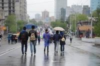 Улаанбаатарт 14-16 хэм дулаан, бороо шивэрнэ