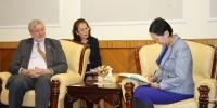 Крикетийн спортыг Монголд хөгжүүлэх хүсэлт тавилаа