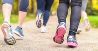 Явган алхах нь хөхний хорт хавдраас сэргийлдэг