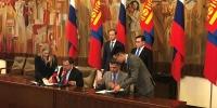 """ХААН Банк """"Монгол Оросын санаачлага 2018"""" чуулга уулзалтад оролцлоо"""