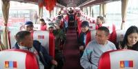 """Онцгой байдлын алба хаагчид """"Ulaanbaatar city tour"""" автобусаар аялав"""
