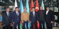 ШУА-ийн ерөнхийлөгч Д.Рэгдэл тэргүүтэй төлөөлөгчид Астана хотод ажиллав