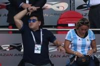 Марадона Аргентины багийг дасгалжуулна