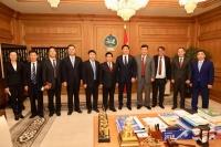 ӨМӨЗО-ны даргын айлчлал Монгол Улсад амжилттай зохион байгуулагдлаа