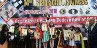 Шатарчид сурагчдын ААШТ-д өндөр амжилт үзүүлэв