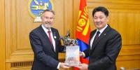 """Германы """"Чингис хаан"""" хамтлаг Монголд тоглолтоо хийнэ"""