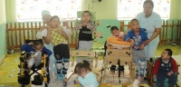 Хөгжлийн бэрхшээлтэй хүүхдүүдийг зусланд амраана
