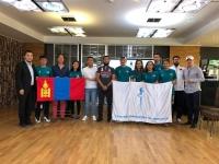 Монголын шилдэг сэлэмчид Япон, Индонези улсыг зорьжээ