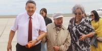 """Хөдөлмөрийн баатар П.Дамдин """"Монгол тулгатны 100 эрхэм""""-д уригджээ"""
