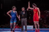 Азийн наадам: Ш.Түмэнцэцэг мөнгөн медаль хүртэв