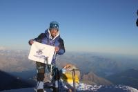 Ч.Мөнгөндалай: Эльбрус уулчдыг соронзон мэт татдаг