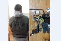 Алт мөнгөн эдлэл болон 70 орчим гар утас хулгайлсан этгээдийг баривчлав