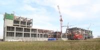 Шинэ Яармаг төвийн барилгын ажил 40 хувийн гүйцэтгэлтэй байна