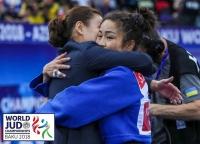 ДАШТ-ээс гурван медаль хүртсэн Монголын анхны жүдоч