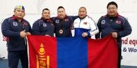Хэвтээ шахалтын Азийн аваргаас зургаан медаль хүртлээ