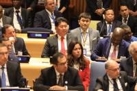 """""""Хар тамхины асуудалтай тэмцэх дэлхийн уриалга"""" -д Монгол Улс нэгдэв"""