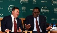 Ерөнхийлөгч Дэлхийн хөрөнгө оруулалтын чуулганы нээлтэд оролцлоо