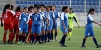 Эмэгтэйчүүдийн шигшээ баг олимпийн эрхийн тэмцээнээс анхны оноогоо авлаа