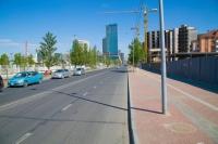 Олимпийн гудамжийг Нарны замтай холбох түр зам ашиглалтад орлоо