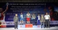 Боксын УАШТ-ээс хоёр алт, нэг хүрэл медаль хүртлээ