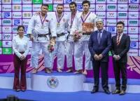 """Жүдочид """"Мастерс-2018"""" тэмцээнийг гурван медальтай өндөрлөв"""