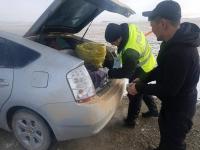 Тээврийн хэрэгсэл ашиглан үйлдэж байгаа гэмт хэргүүдээс урьдчилан сэргийлэн ажиллаж байна