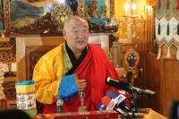ҮЙЛ ЯВДАЛ: Хамба лам Д.Чойжамц сар шинийн мэндчилгээ дэвшүүлнэ
