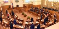 Намрын чуулганаар 46 хууль, 41 тогтоол хэлэлцэн баталжээ