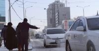 Хувиар такси эрхлэгчдийг 100 мянгаар торгож эхэлжээ