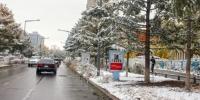 Зарим нутгаар нойтон цас орж, цасан шуурга шуурна