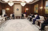 В.Путины Монгол Улсад хийх айлчлалын бэлтгэл ажлыг хангаж байна