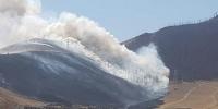 Соёмбот уулын хажуугийн модонд түймэр гарчээ